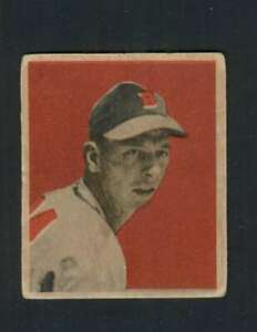 1949-Bowman-1-Vern-Bickford-VG-VGEX-RC-Rookie-Bos-Braves-103908