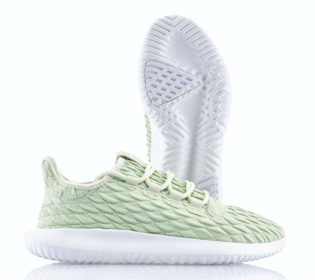 detailed look 28255 66d9f Adidas Tubular Ombra W Green Bianco Nuovo