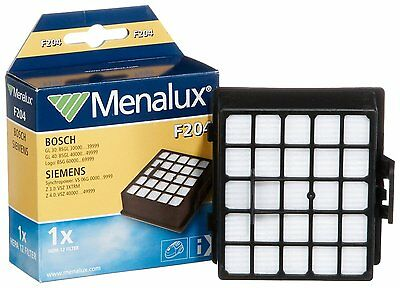 AEG Menalux F 204 HEPA Filter 900166444  für BOSCH Siemens