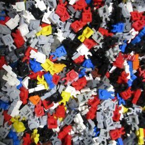 LEGO-500g-Packs-Modified-Plates-4085-Platte-Modifiziert-1-x-1-mit-Clip