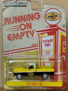 1972-FORD-F-100-PENZOIL-LIMITED-EDITION-RARE-SCALE-1-64-DIECAST-COLLECTIBLE-CAR