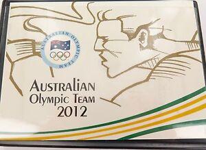 2012-AUSTRALIAN-OLYMPIC-TEAM-1-5-COIN-SET-IN-ORIGINAL-FOLDER