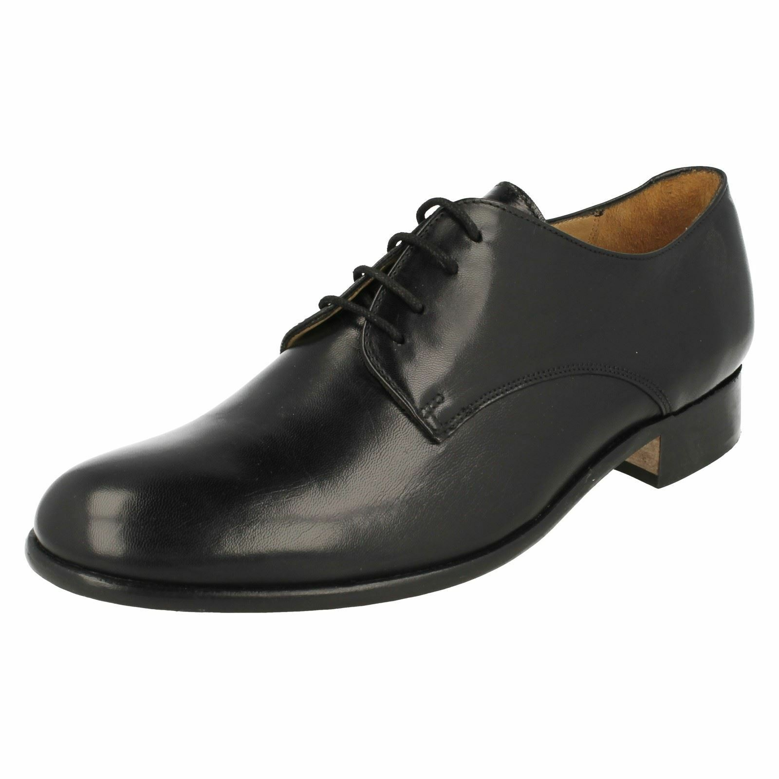 THOMAS BLUNT UP TEMPLEMEADS GIBSON BLACK LACE UP BLUNT 01f0f6