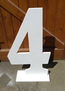 Large Wooden Free Standing Letters One Metre Highphoto Prop