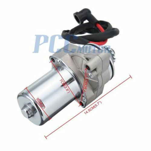 50CC 70CC 90CC 110CC ELECTRIC STARTER MOTOR ATV BIKE 50 125CC TOP MOUNT I ST01