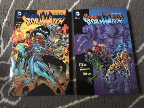 Comic Book Collection Set Lot WildStorm Jim Lee Extreme Rob Liefeld titles promo