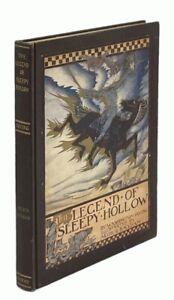 Washington Irving: The Legend of Sleepy Hollow ARTHUR RACKHAM ILLUSTRATIONS