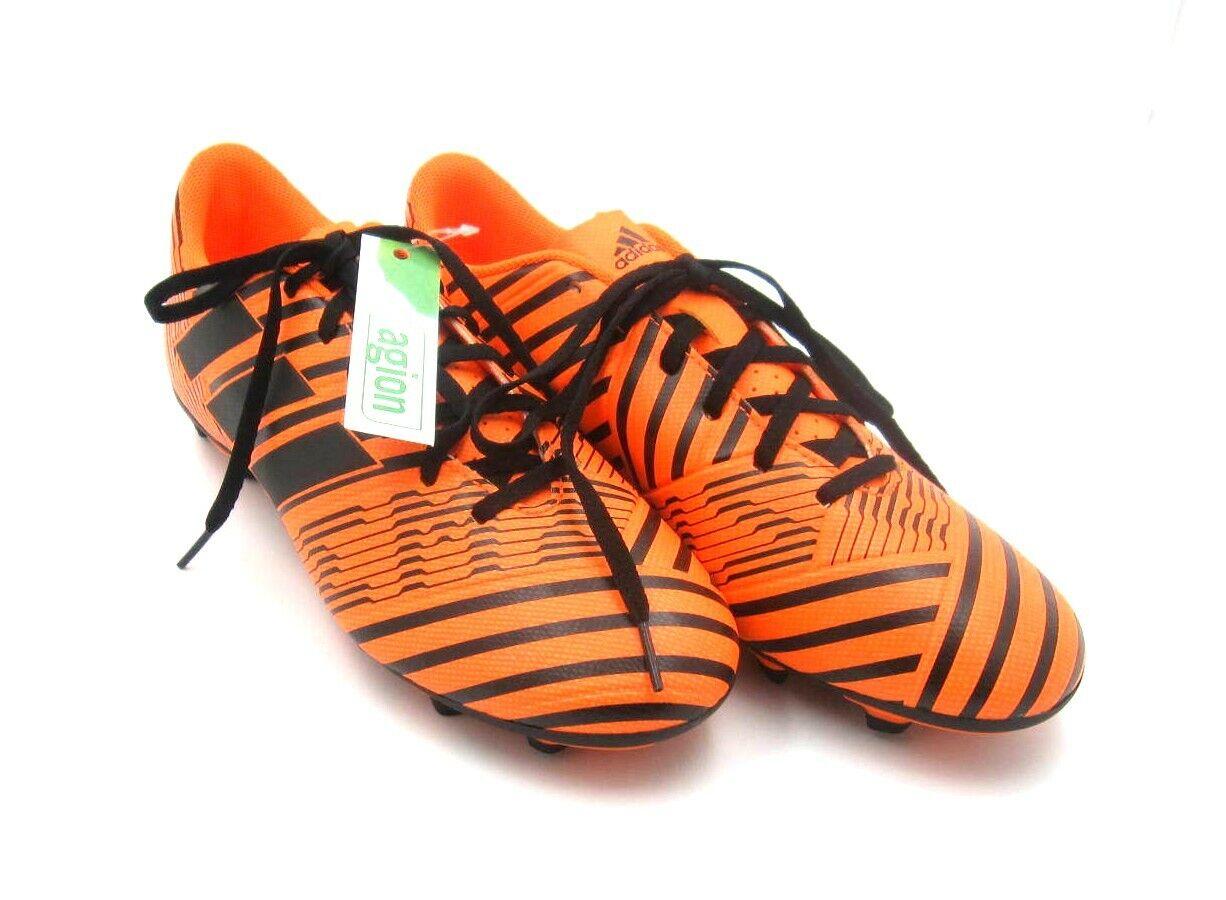 Men's Adidas Nemeziz  17.4 Soccer Cleats shoes Size 9.5 US (S80610) A38
