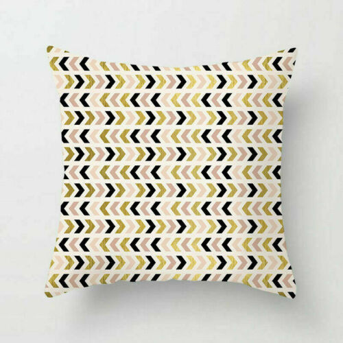 """Coeur Amour Polyester Pillow Case Sofa Taille Coussin Couverture Throw Home Decor 18/"""""""