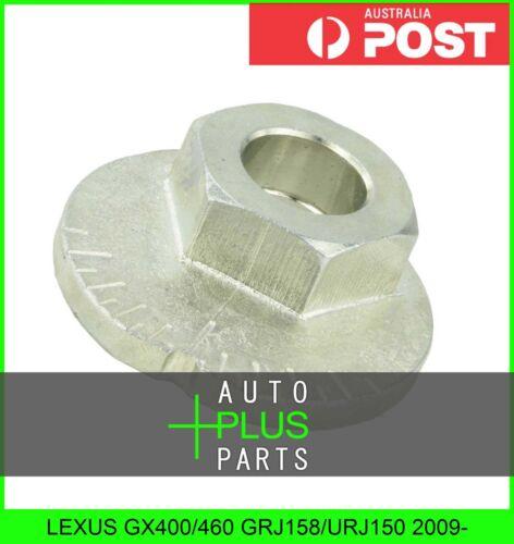 Fits GX400//460 GRJ158//URJ150 Eccentric Flat Washer Camber Adjust Plate