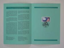 (00j28) Bund Erinnerungsblatt 2000 ESST Mi.Nr.  2125 Technisches Hilfswerk THW