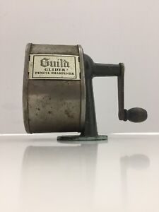 Vintage-Guild-Glider-Pencil-Sharpener