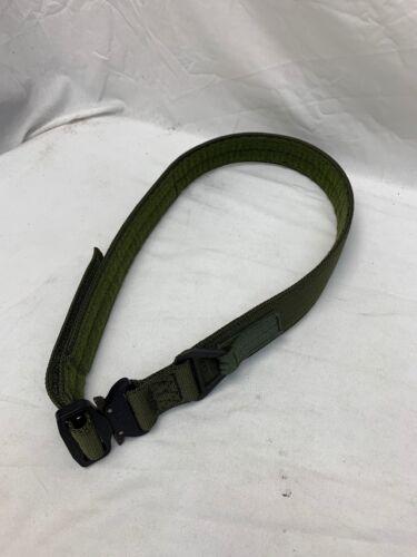 Eagle Industries Operator Gun Belt Cobra Buckle V-Ring OD Olive Drab Large