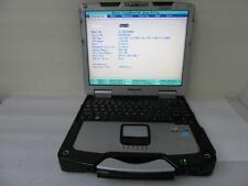 "Panasonic ToughBook CF-30 13.3"" Core 2 L7500 1.6GHz 4GB 80GB HDD Laptop"