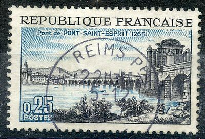 Architecture Stamp Timbre France Oblitere N° 1481 Pont Saint Esprit To Win A High Admiration And Is Widely Trusted At Home And Abroad. Stamps
