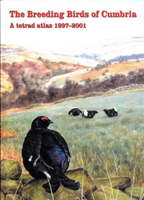 The Breeding Birds of Cumbria: A Tetrad Atlas 1997-2001 Ed. Malcolm Stott et al.