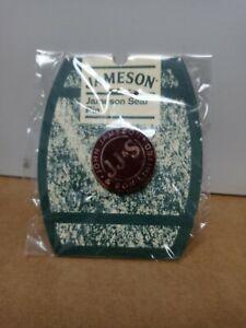 Jameson Irish Whiskey Seal Pin