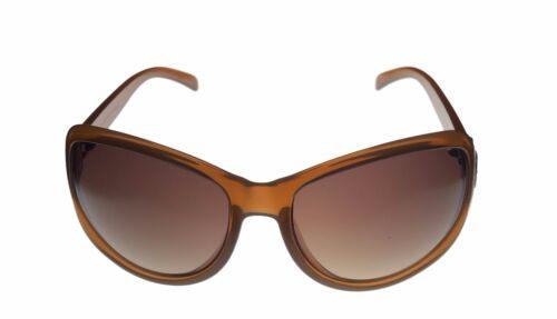 Gradient Lens Jill Stuart Womens Sunglass 1022 2 Caramel Plastic Rectangle