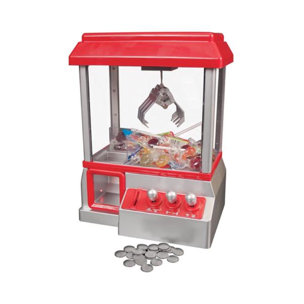 Red Global Gizmos Retro Style Sweet Vending Machine