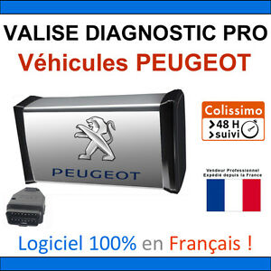 valise diagnostic pro v hicules peugeot obd2 lexia diagbox elm pp2000 autocom ebay. Black Bedroom Furniture Sets. Home Design Ideas
