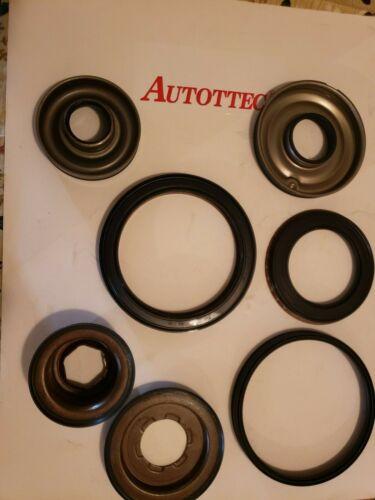 VW01M transmission bonded molded piston kit 7 pieces 96-UP OE VW//AUDI