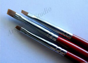 Nail Art One Stroke Chinese Paint Jenny G High Quality Brushes