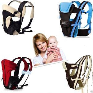 Bauchtrage-Babytrage-Baby-Trage-Carrier-Tragetuch-Babytragetuch-Tragetasche-TOP