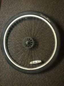 "Schwinn Stingray OCC Chopper Front Rim/Tire/Tube Complete Wheel. 24""x 2.10"