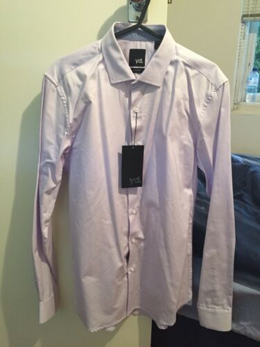 YD 2XS Slim Fit Dress Shirt BNWT RRP $89.99