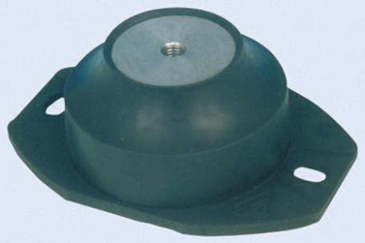 PAULSTRA cylindrique M10 Anti +70Â Vibration Mount 533712, 70 mm Dia. +70Â Anti ° C - 20Â ° C c43d8c