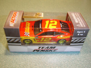 2020 Ryan Blaney 12 Advance Auto Parts Mustang 1 64 Action Diecast New In Stock 886154197243 Ebay