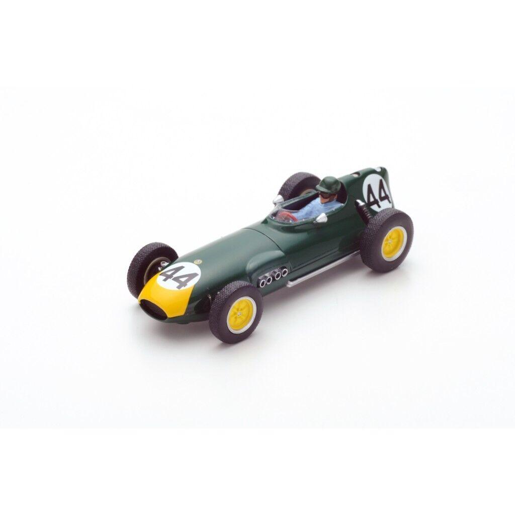 diseños exclusivos 1 43 43 43 Lotus 16 Gran Premio de Mónaco 1959 Bruce Halford  Todo en alta calidad y bajo precio.