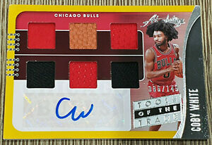 2019-20-Absolute-Coby-White-Tools-of-the-Trade-x6-Rookie-Patch-Auto-149
