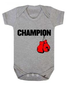 Boxer Baby Gift Set My Big Brother is a Boxer Vest And Bib Gift Set