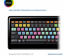 Adobe After Effects Keyboard Stickers| All Keyboards | QWERTY UK, US