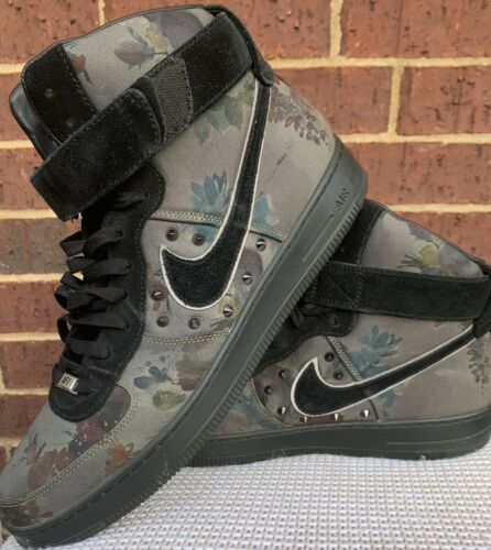RARE! Nike Air Force 1 Downtown Liberty  NRG Art F