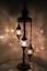 Beautiful 1//3//5//7 Purple Ball Turkish Moroccan Style Glass Floor//Table Lamp