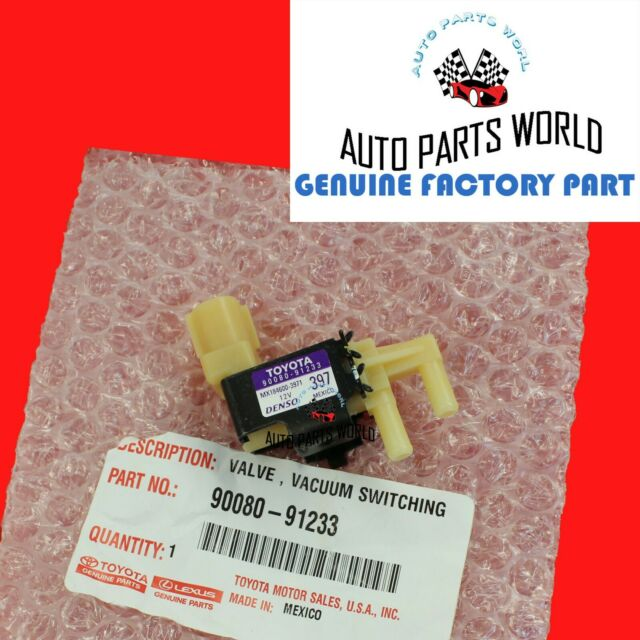For Toyota Genuine Vapor Canister Purge Solenoid 9008091233