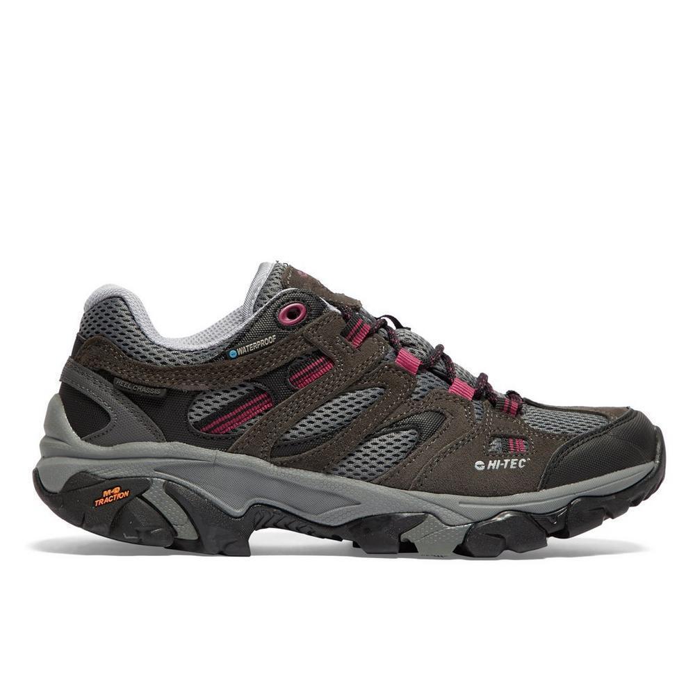 New Hi-Tec Womens Ravus Vent Waterproof Low shoes