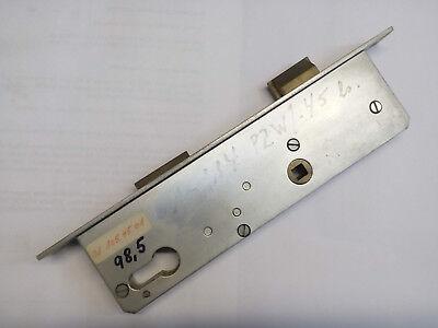 Wss Schlechtendahl Rohrrahmenschloss Links Falle Riegel 5mm Vorstehend 45/98,5mm Zahlreich In Vielfalt Business & Industrie