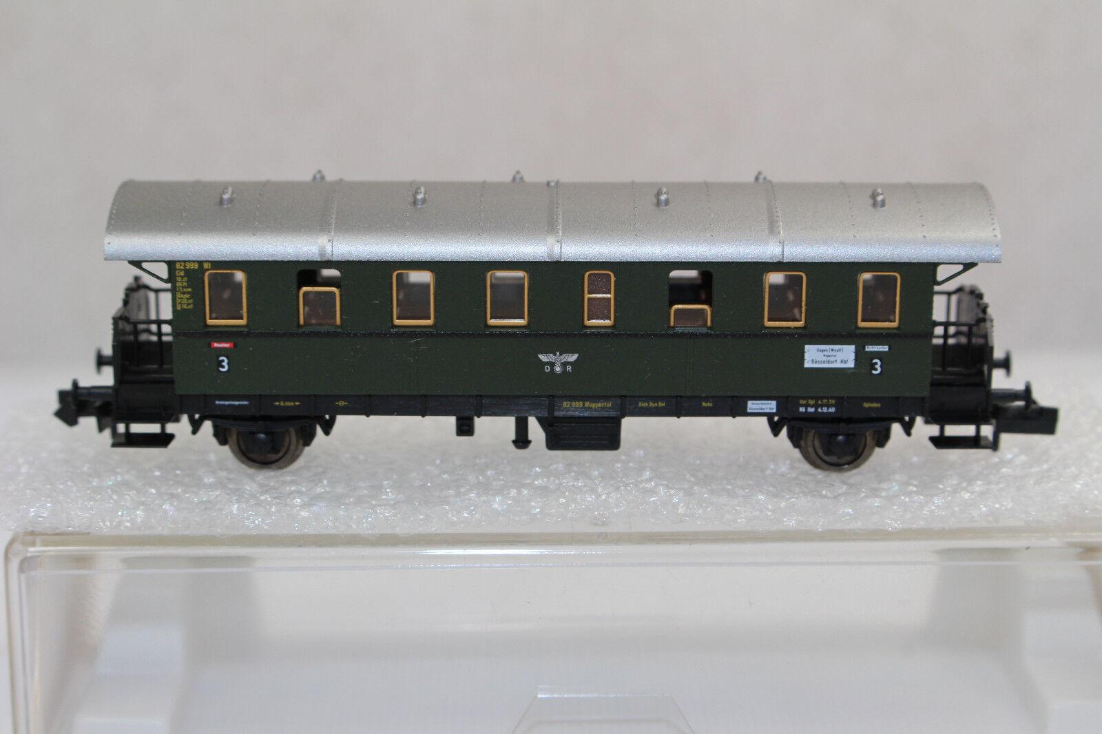 N2621, TOP RAR Fleischmann 84 8853 K Donnerbüchse Donnerbüchse Donnerbüchse 3. Kl. DR BOX Spur N KKK NEM m  | Günstige Bestellung  624d76