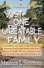 Just One Unbeatable Family by Mareen L Simmons (Paperback / softback, 2015)