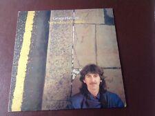 GEORGE HARRISON SOMEWHERE IN ENGLAND DARK HORSE RECORDS  K 56870 1981