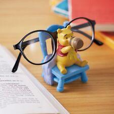 Disney Winnie The Pooh Mascot Eye Glasses Stand Holder Case From Japan E4070