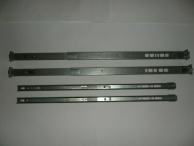 Constructive Hp 365002-002 365016-001 Proliant Dl360 G4 G4p G5 G6 G7 Inner & Outer Rail Kit Other Ent. Networking Racks Racks, Chassis & Patch Panels