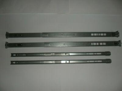 Constructive Hp 365002-002 365016-001 Proliant Dl360 G4 G4p G5 G6 G7 Inner & Outer Rail Kit Enterprise Networking, Servers