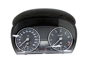 Combiné instrument Compteur de vitesse pour BMW e93 320i 07-13 2,0 125 kW 9143819 61tkm!!!