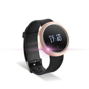 Bluetooth Smartwatch Fitness Tracker Armbanduhr Phone für iPhone Huawei Samsung
