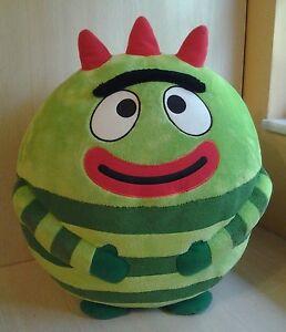 Yo-Gabba-Gabba-Brobee-Xlrg-Ty-Round-Ball-Plush-14-x-36