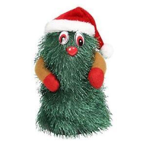 18cm Musical Dancing Mini Christmas Tree Jingle Bell Rock 5053844072479   eBay